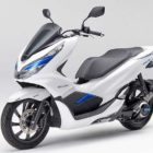 PCX Electric. Foto-Antara