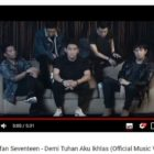 Official Music Video Armada Feat Ifan Seventeen. Foto-Youtube/Armada Band