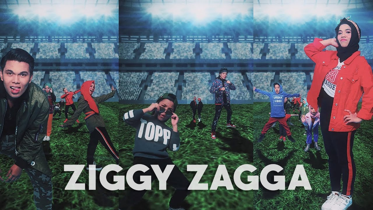 Ziggy Zagga (New Single). Foto-Youtube Gen Halilintar