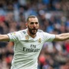 Striker Real Madrid, Karim Benzema. Foto-net