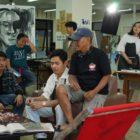 Behind the scene film