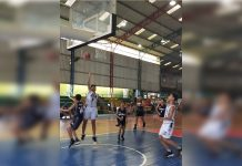 Iluni 86 Basketball League 2020, SMPN 6 Banjarmasin Putra Rebut Tiket Final