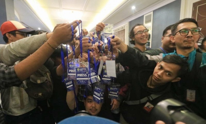 Forum Wartawan Persib Boikot Acara Launching Tim