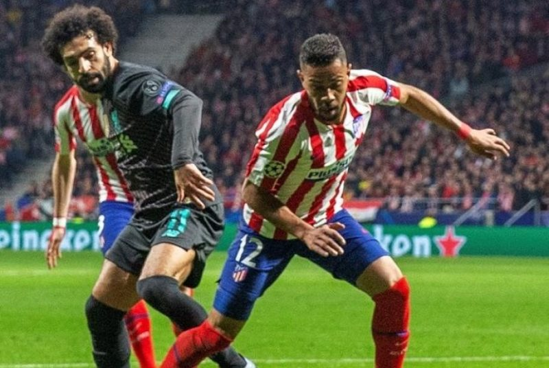 Renan Lodi Sebut Atletico Vs Liverpool Serupa Final