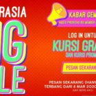 Program promosi BIG Sale AirAsia Indonesia. Foto-Antara/Dokumentasi AirAsia