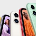Deretan varian warna iPhone 11. Foto-apple.com