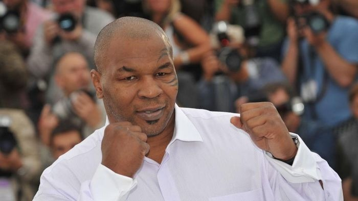 Mike Tyson. Foto-Getty Images
