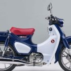 Honda Super Cub C125 versi 2020. Foto-Young Machine