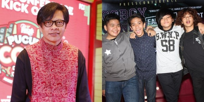 Recycle 'Kamu' Coboy Junior, Simak Alasan Armand Maulana