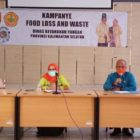 Kampanye Food Loss and Waste di Kabupaten Tanah Laut (Tala). Foto-Istimewa