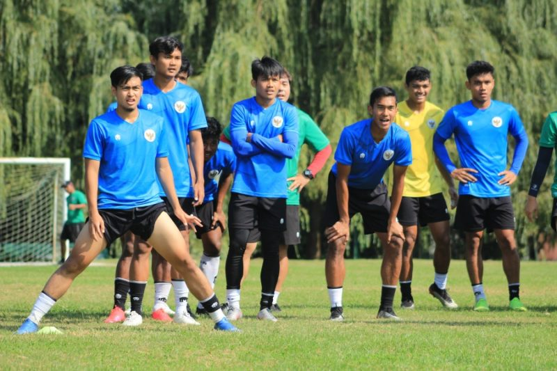 JADWAL Timnas Indonesia U19 Vs Qatar, Live MOLA TV dan NET TV, Tekad Saddam Cs