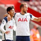 Harry Kane Empat Assist, Son Heung-min Empat Gol. Foto-Getty Images/Pool