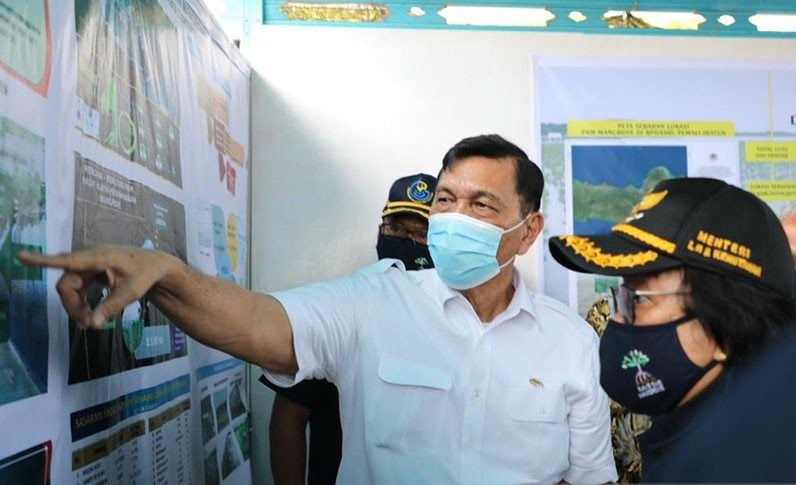Antispasi Green Product, Luhut: Indonesia Optimalkan SDA