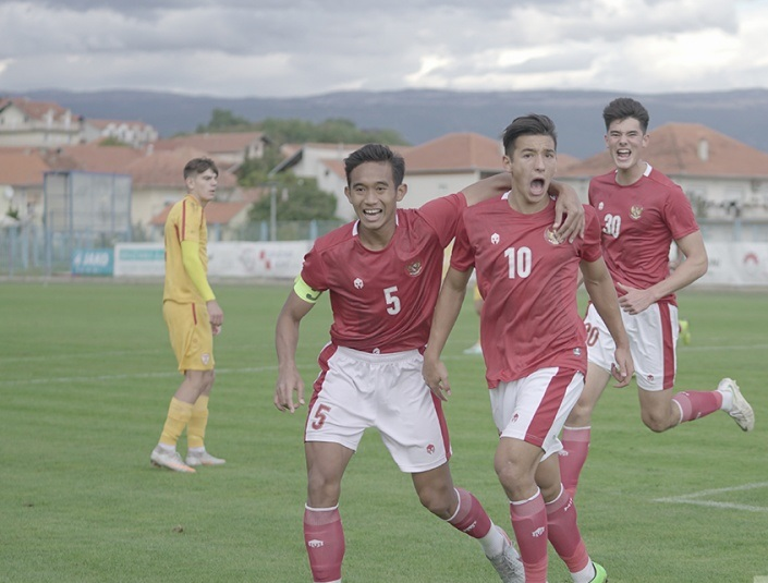 Jadwal Live Mola TV dan NET TV, Timnas U19 Indonesia vs Makedonia Utara Kamis, Link Live Streaming
