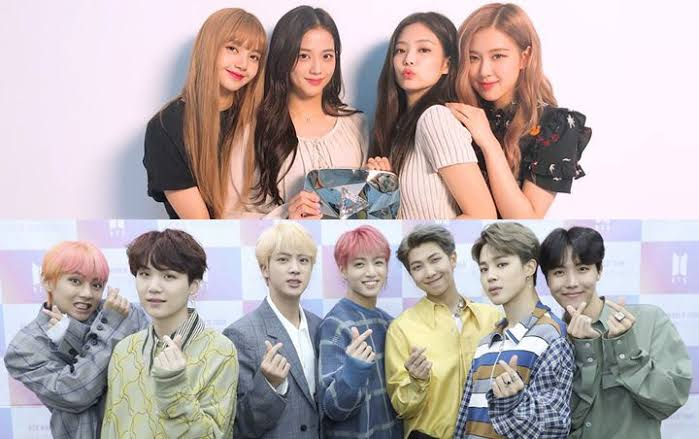 Blackpink dan BTS Kuasai Tangga Lagu Global Billboard