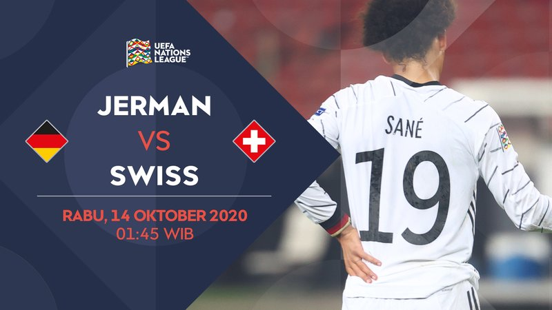 Link Live Streaming Jerman Vs Swiss, Tantangan Berat Joachim Low