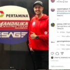 Tim MotoGP Indonesia kerja sama dengan SAG Racing Team. Foto-Screenshot Instagram @sagracingteam