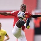 Paul Pogba. Foto-Reuters