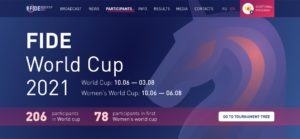 FIDE Word Cup 2021